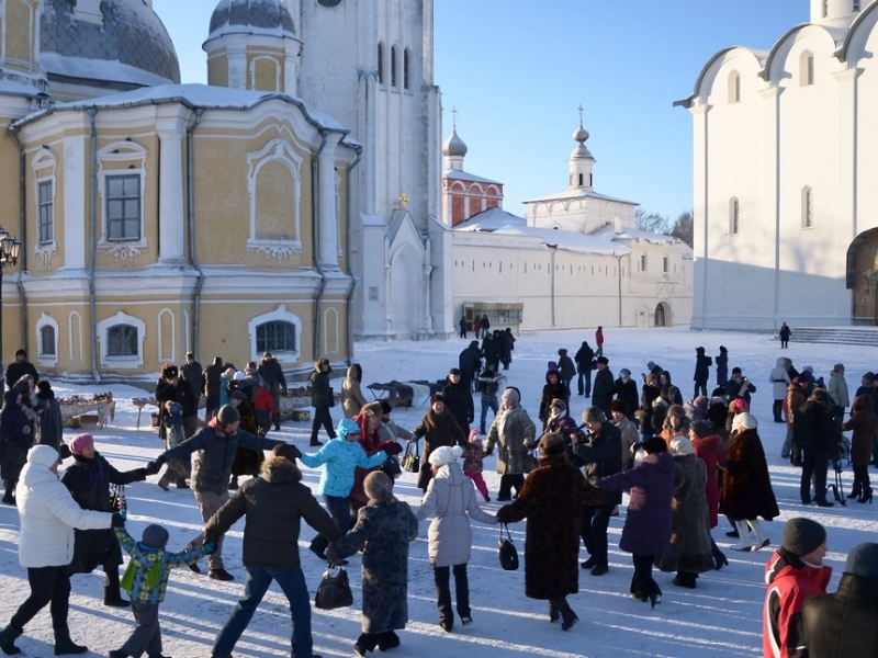 Калининград вошёл в 10-ку русских городов, известных утуристов вРождество