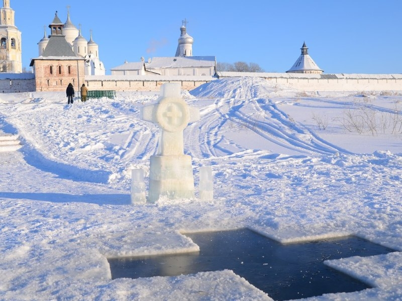 Власти Вологды отыскали только одно место для организации крещенской купели