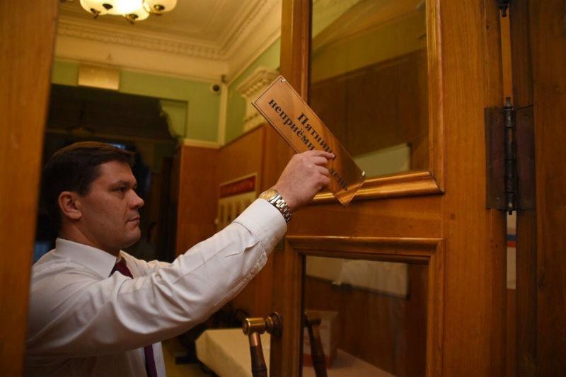 Вадминистрации Вологды все будние дни стали приемными
