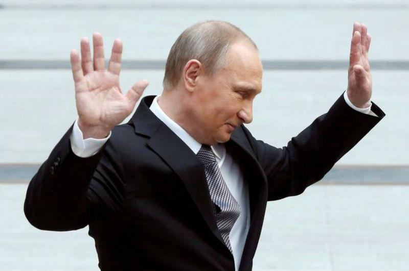 ЦИК Российской Федерации зарегистрировала 8 претендентов напост президентаРФ