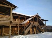 Историко-этнографический комплекс в Белоозере