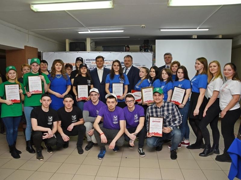 ВВологде наградили самое энергичное студенческое общежитие