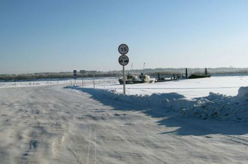 Закрываются ледовые переправы— Весна вЮгре