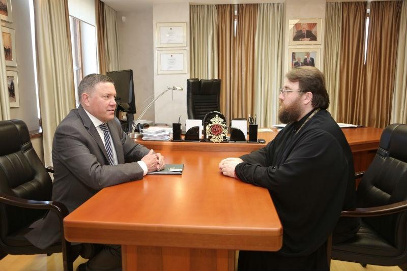 ВПетербурге пройдёт совещание Священного синода РПЦ