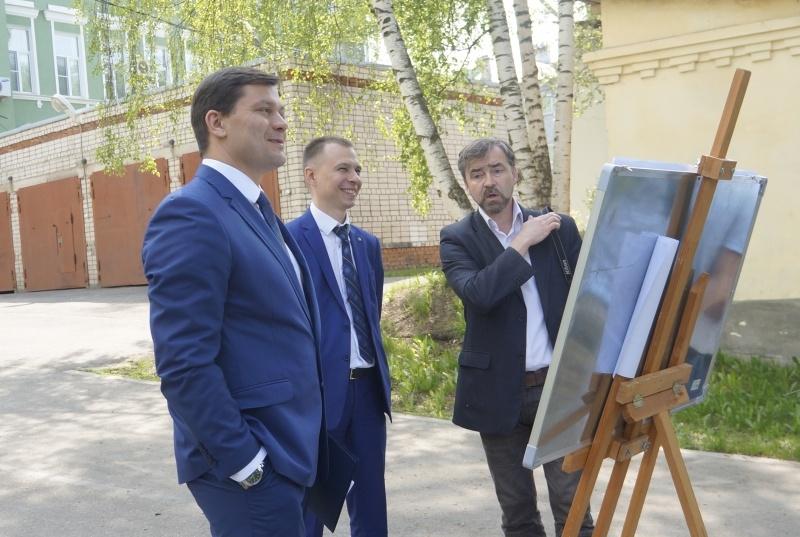 Каменный мост в Вологде начнут ремонтировать в середине июня (ФОТО)