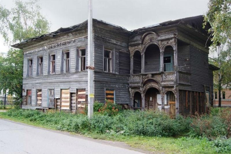 Дом Лероя