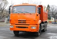 «КАМАЗ» загорелся во время движения в Устюженском районе