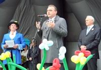 В Вологде наградили победителей проекта «Цветущий город»