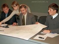 Проблемы развития дорожной сети в Вологде обсудили в Гордуме