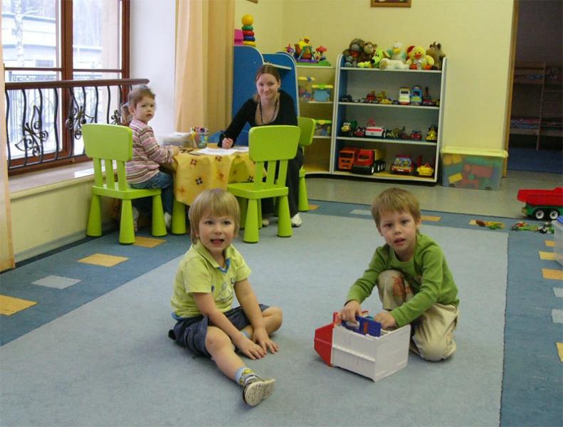 Вакансия няня в детский сад павловск