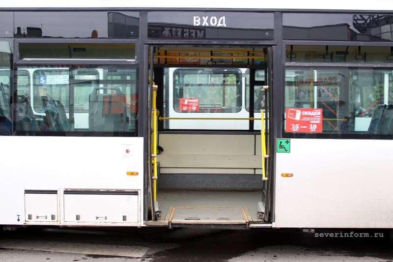 В Вологде вводятся изменения в схему движения автобусных маршрутов, следующих через Окружное шоссе.
