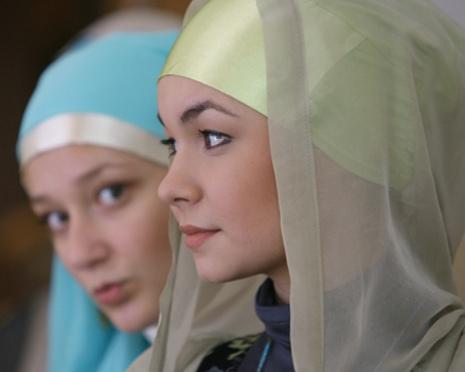 в шариате знакомства женщина