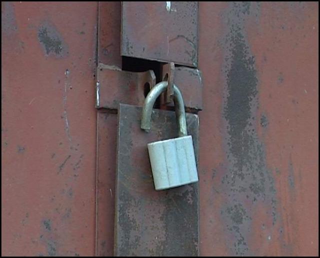 Ну, и одним из лучших вариантов защиты гаража от взлома считается